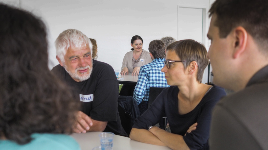 Bern Knowledge Café Masterclass